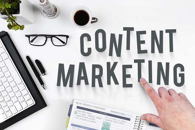content marketing for seo agency