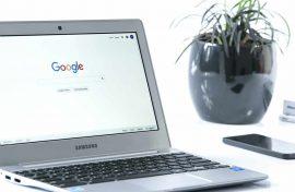 internet search engine, laptop, netbook